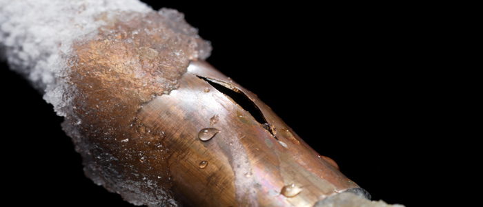 Frozen Pipes Repair